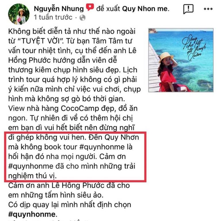 Review Quynhonme 3